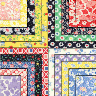 Moda 30'S PLAYTIME 2013 Quilt Fabric by Chloe's Closet