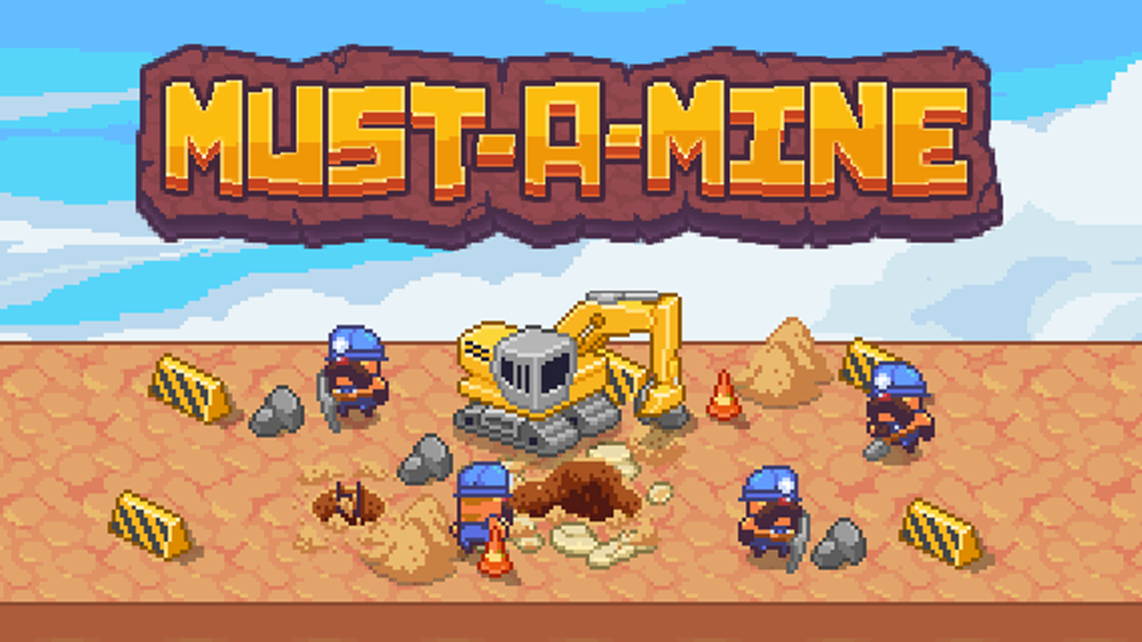 Must-a-Mine Gameplay IOS / Android