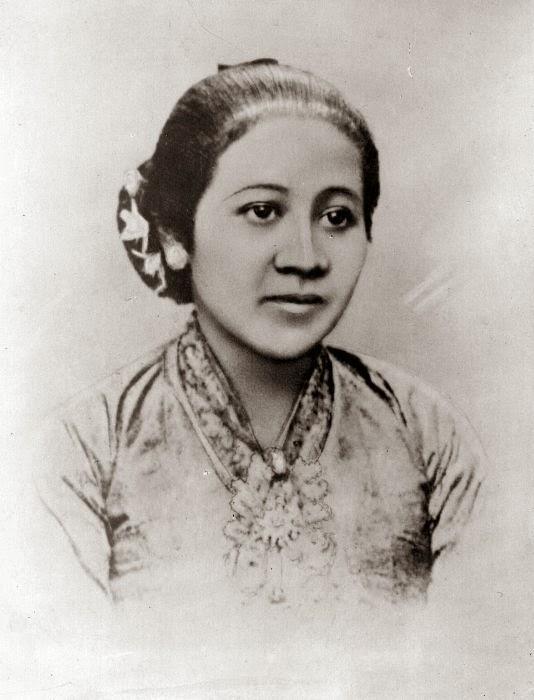 Raden Ajeng Kartini Tokoh Pahlawan Nasional