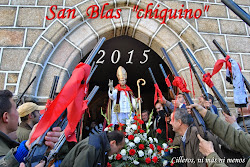 "SAN BLAS ""CHIQUINO"" 2015"