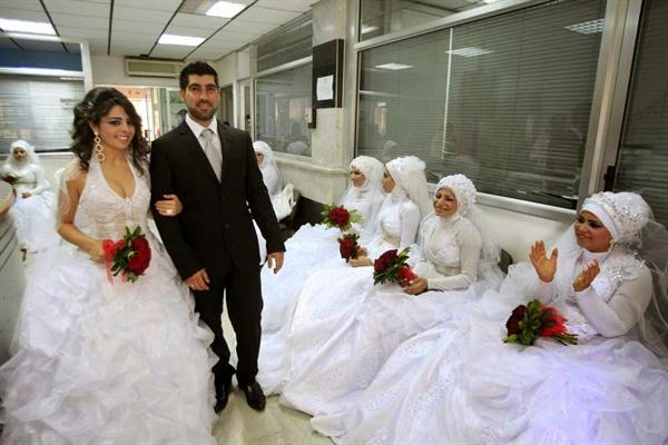 The Lebanese Wedding