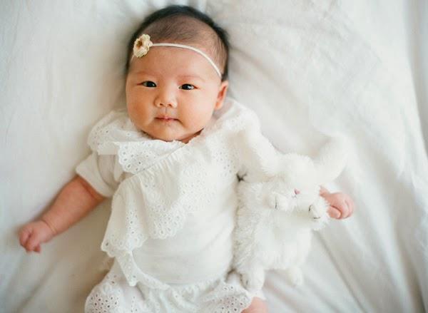 Gambar bayi perempuan cantik dari korea