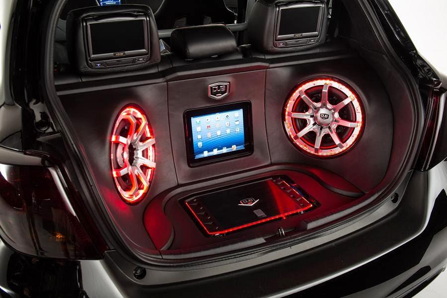 Toyota Yaris DUB Edition (2015) Audio System