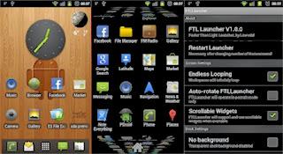 Ponsel Android Dua Muka