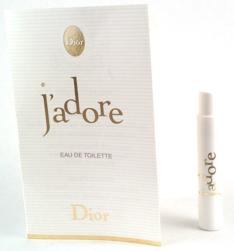 What Does J Adore Perfume Smell Like: BeautySwot: Perfume Sample Saturday