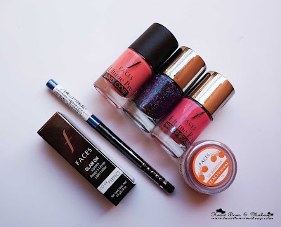 Faces Sand Coat Nail Polish Review swatches