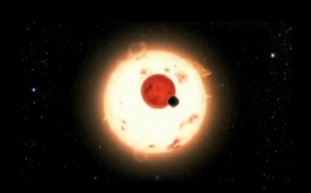 Cientistas descobrem planeta com dois Sol.