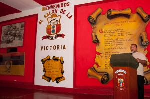Sala de Exposición Salón de la Victoria