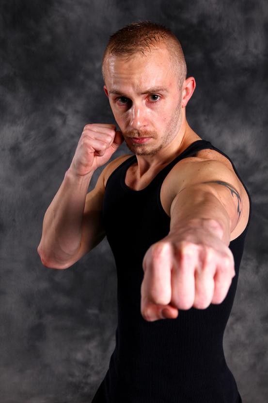 Brian Howard Cage Fight: Brian Howard Martial Arts ...