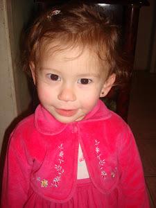 Minha netinha Ana Victória