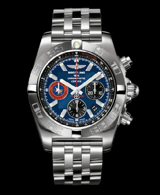 BREITLING CHRONOMAT TOP GUN