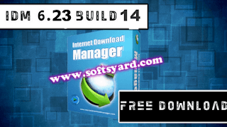 idm v6.23 build 14 full version free download