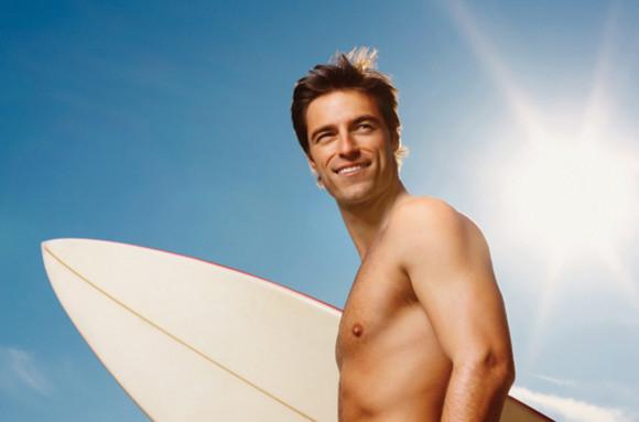 Cách làm trắng da cho nam giới bằng cách chống nắng