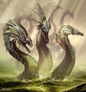 ~~Bestário~~ Hydra+002