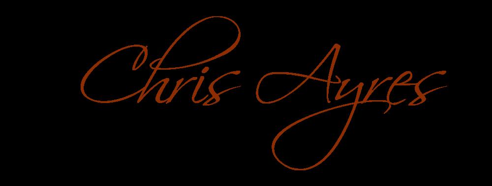 Chris Ayres - Blog Oficial
