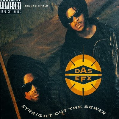Das EFX – Straight Out The Sewer (Maxi CD Single) (1993) Flac