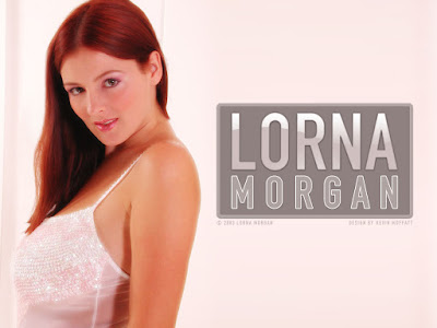 Hot Actress Lorna Morgan