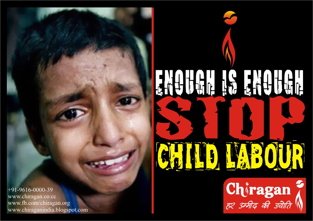 an essay on child labour An essay or paper on child labor as a crime childhood is a vital and powerful experience in each individual's lifetime it is the most important and impressionable period of learning.