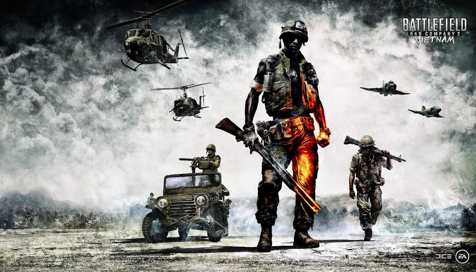 5 anos de Battlefield: Bad Company 2 Vietnam