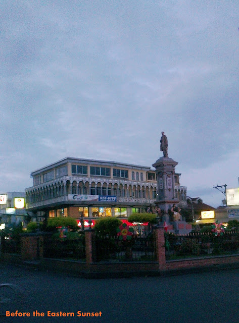 RizalPark in Binan City
