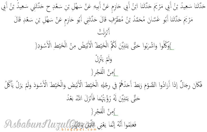 Asbabunnuzul Qur'an Surat an Nisaa' ayat 126