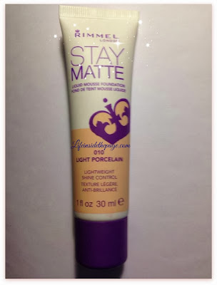 Department: Beauty | Rimmel STAY Matte liquid Mousse Foundation