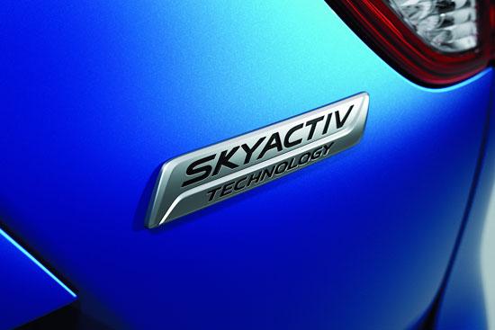 Mazda-CX5 - Tân binh dòng SUV cỡ nhỏ