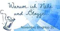 Warum ich nähe und blogge