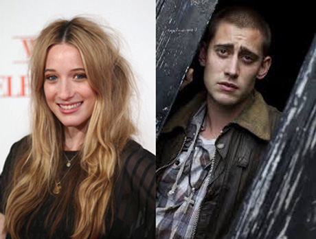 Sophie Lowe (Beautiful Kate) y Michael Socha(Being Human) en el Spin off de Once upon a time