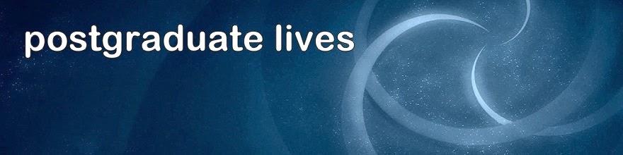 Postgraduate Lives