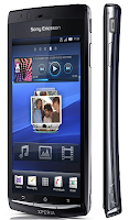 How to connect the Sony Ericsson Xperia Arc on Television