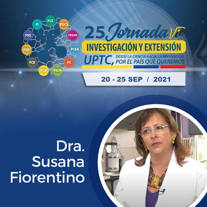 Científica colombiana con más de dos décadas de investigación contra el cáncer con fitomedicamentos, abrirá la Jornada de Investigación UPTC
