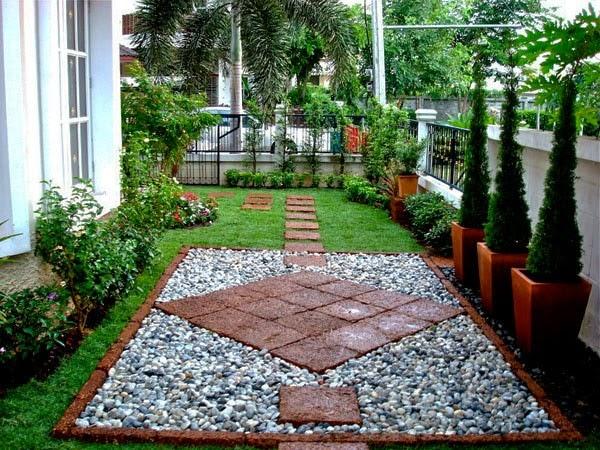 Foto Taman Rumah Indah 2
