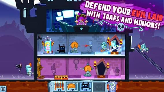 screenshot 1 Castle Doombad v1.01