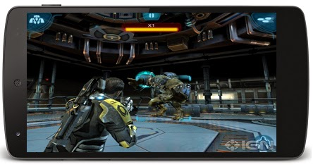 Mass Effect Infiltrator v1.0.30 - ANDROID + Data [FREE DOWNLOAD]