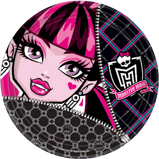 Monster High, Draculaura, part 3