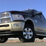 2016 Dodge RAM 2500 Diesel Concept