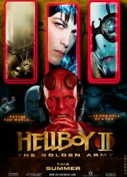 Hellboy 2: The Golden Army 2011 español Online latino Gratis