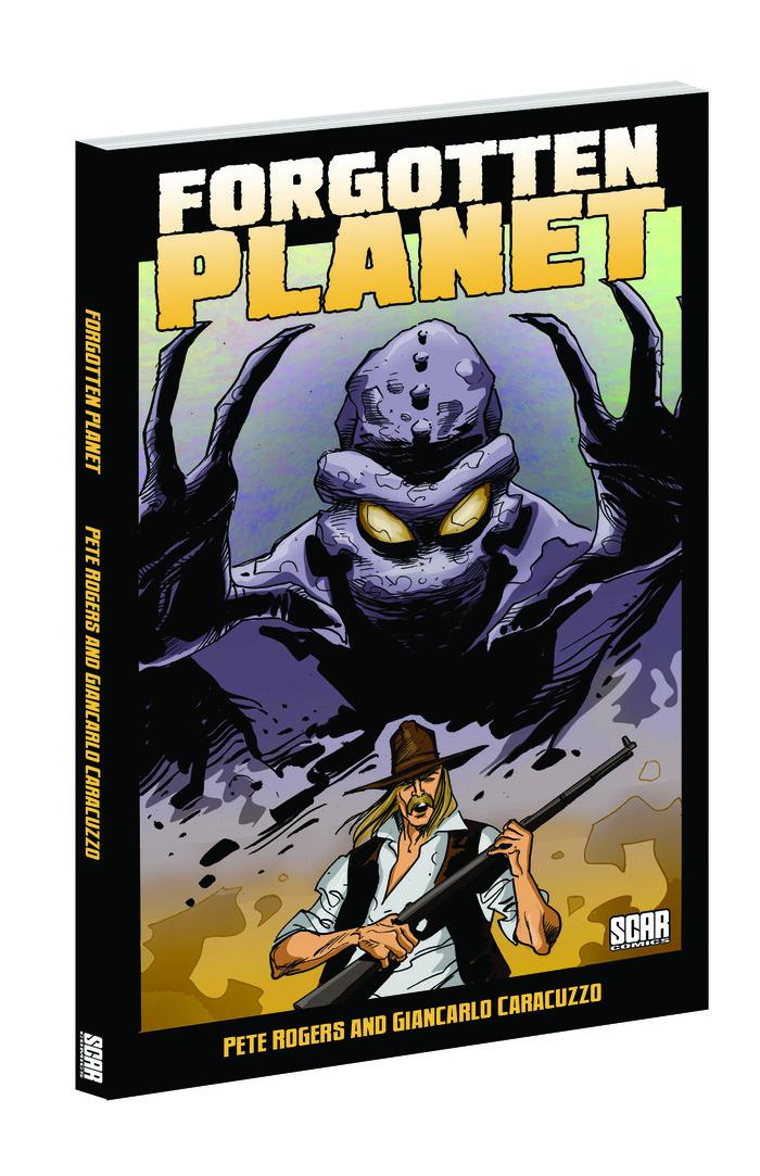 Forgotten Planet @Kickstarter
