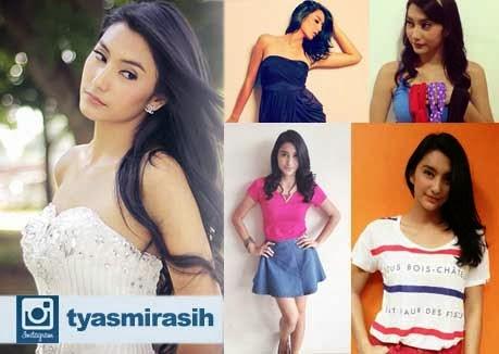 Koleksi Foto Sexy Tyas Mirasih, Instagram Collection #2