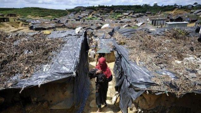 Bangladesh tak Mampu Terima Lagi Pengungsi dari Myanmar