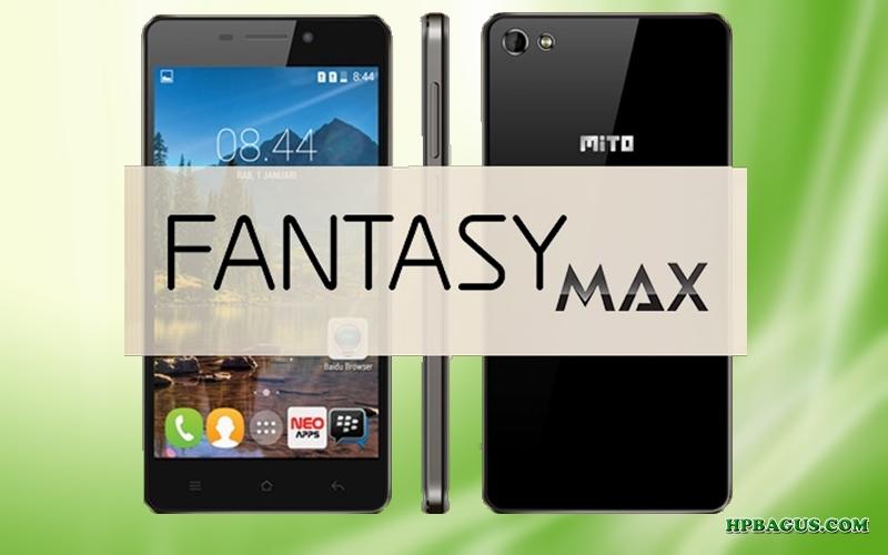 Spesifikasi dan Harga Mito Fantasy Max A38 Android Smartphone