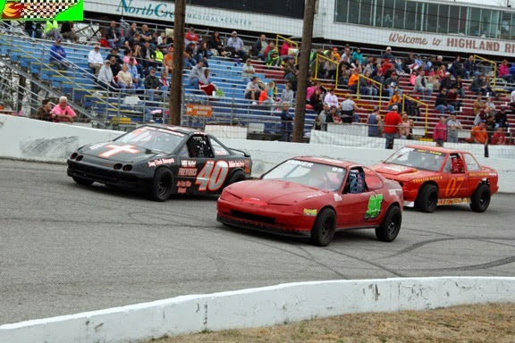 Highland Rim Speedway, 3/21/2014 (Steven Luboniecki photo for Middle Tennessee Racing Scene)