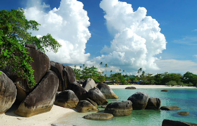 Paket Liburan Tahun Baru 2016 Pulau Belitung