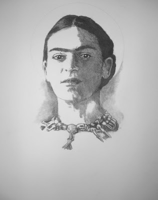 Ave Frida by F. Lennox Campello