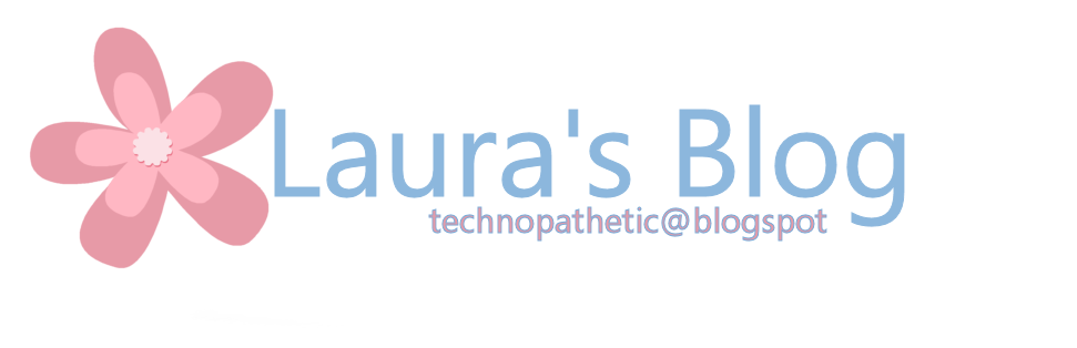 Laura&#39;s Blog