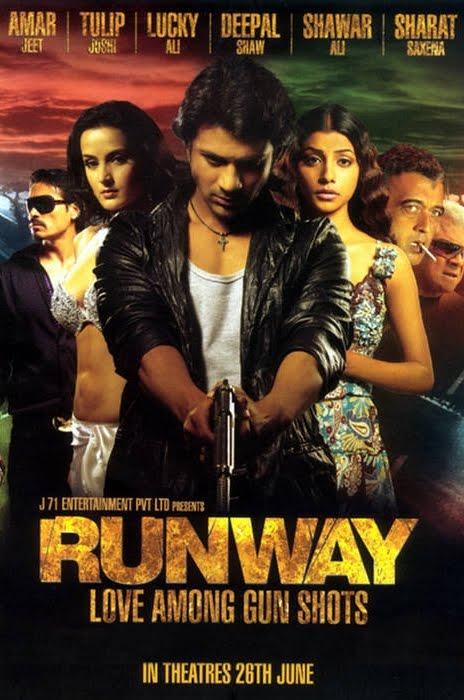 Runway (2009) Hindi 300MB HDRip 480p x264