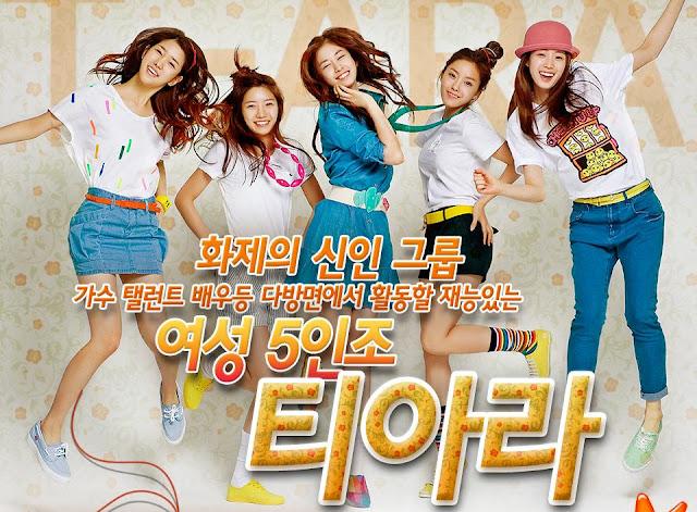 Profile nhóm T-ara và các thành viên