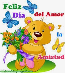 Frases De Amor: Feliz Día Del Amor Y La Amistad