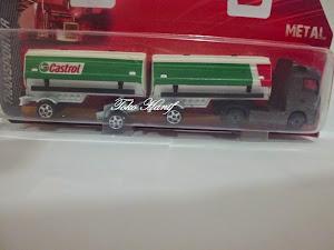 Truck Tanki Castrol